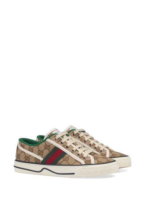 Beige sneakers GUCCI |  | 606110HVK209766