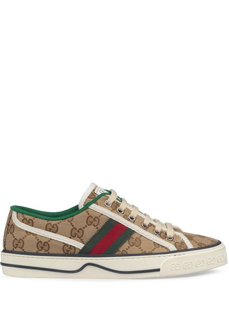 Sneakers beige GUCCI | SNEAKERS | 606110HVK209766