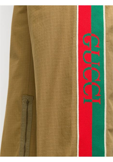 Light brown trousers GUCCI |  | 615775XDBBH2109