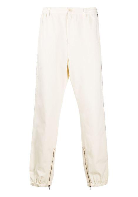 Pantalone bianco GUCCI | PANTALONI | 615775XDBBI9069