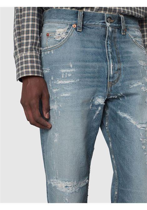 Blue jeans GUCCI |  | 623953XDBEU4009