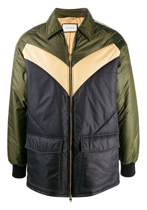 Green jacket GUCCI |  | 624421ZHA583175