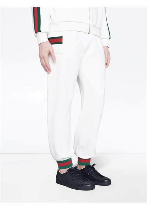 Sneakers nera GUCCI | SNEAKERS | 6257871XK101000