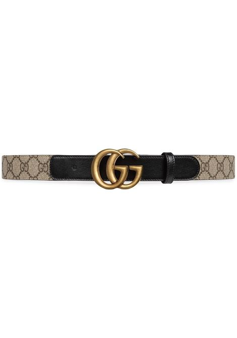 Cintura marrone GUCCI | CINTURE | 62583992TLT9769