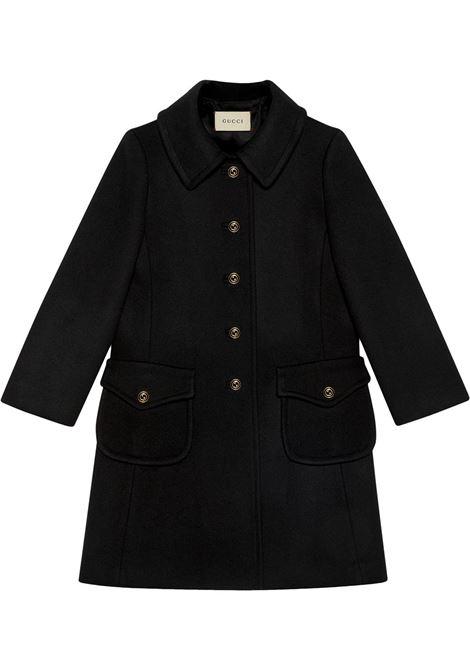 Black coat GUCCI |  | 626300ZHW031000