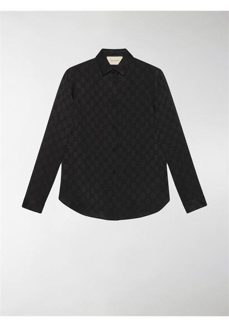 Black shirt GUCCI |  | 627773ZAEJF1000