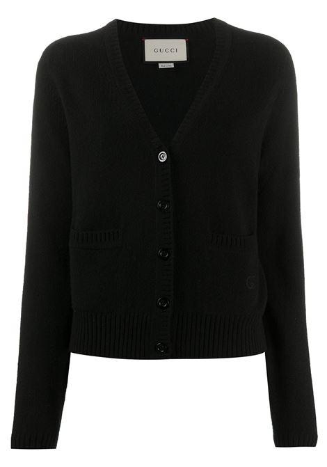 Black cardigan GUCCI |  | 628412XKBB21000