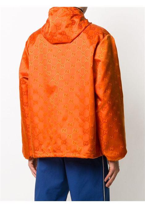 Giacca arancione GUCCI | GIACCONI | 631105ZAEBN7500