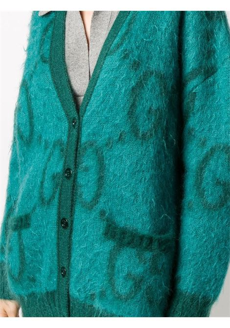 Green cardigan GUCCI |  | 635160XKBK23779