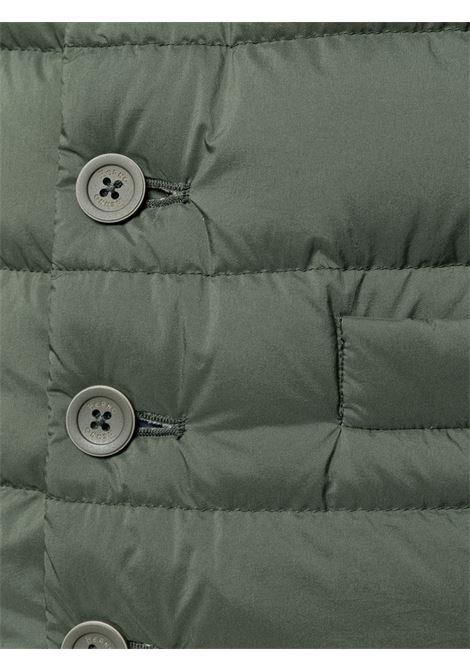 Gilet verde HERNO | GILET PIUMINO | PI002ULE192887900
