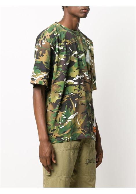 T-shirt fantasia HERON PRESTON | T-SHIRT | HMAA019F20JER0115901