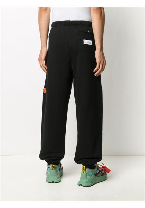 Black pants HERON PRESTON |  | HMCH014F20JER0011001