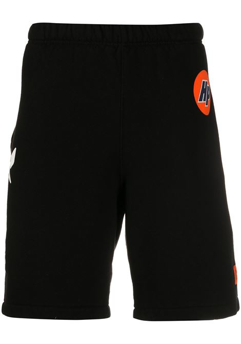 Pantaloncini neri HERON PRESTON | SHORTS | HMCI007F20JER0011001