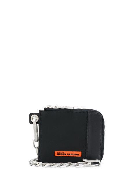 Black wallet HERON PRESTON |  | HMNC009F20FAB0011010