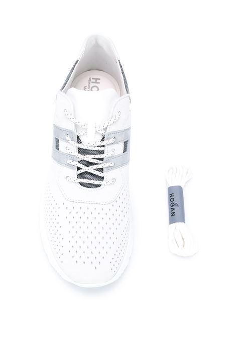 Scarpa bianca HOGAN | SNEAKERS | HXM4430BR10O8K785R