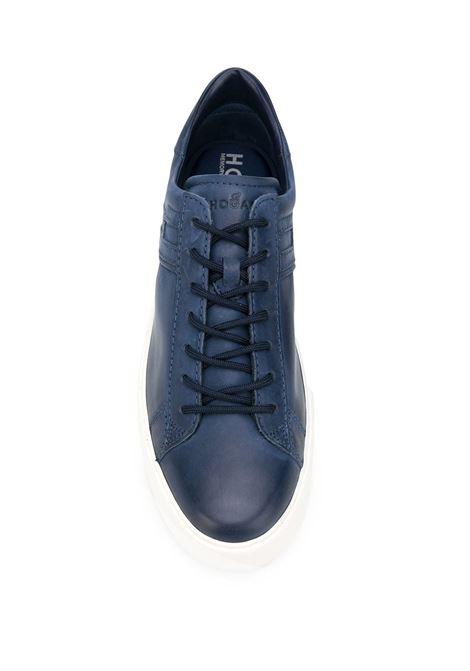 Scarpe blu HOGAN | SNEAKERS | HXM5260CW02PX6U820