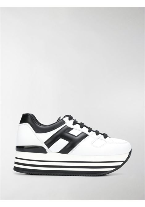 White/black shoes HOGAN |  | HXW2830T548HQK0001