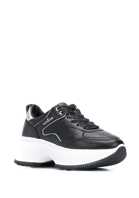 Black shoes HOGAN |  | HXW4350BZ51OTE0353