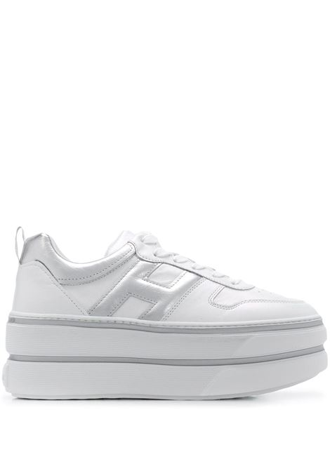 White/silver shoes HOGAN |  | HXW4490BS01O6T0351