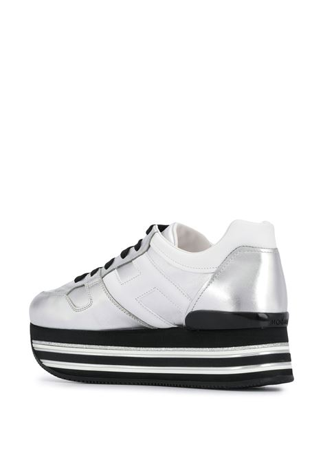 Silver shoes HOGAN |  | HXW5330T548I810906