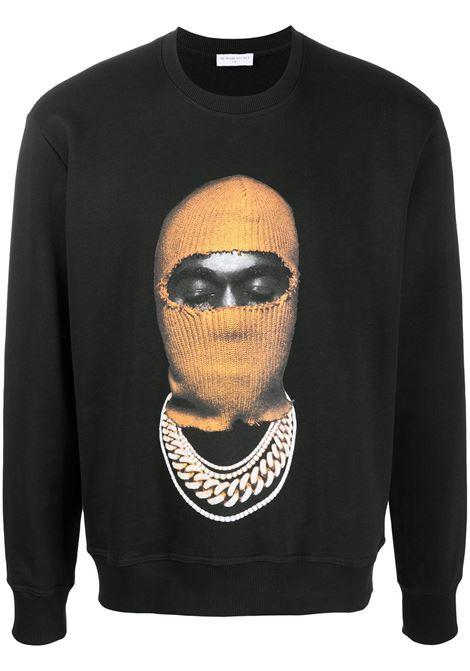 Black sweatshirt IH NOM UH NIT | SWEATSHIRTS | NUW20212009