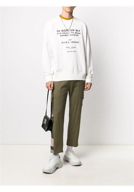 White sweatshirt IH NOM UH NIT | SWEATSHIRTS | NUW20222081