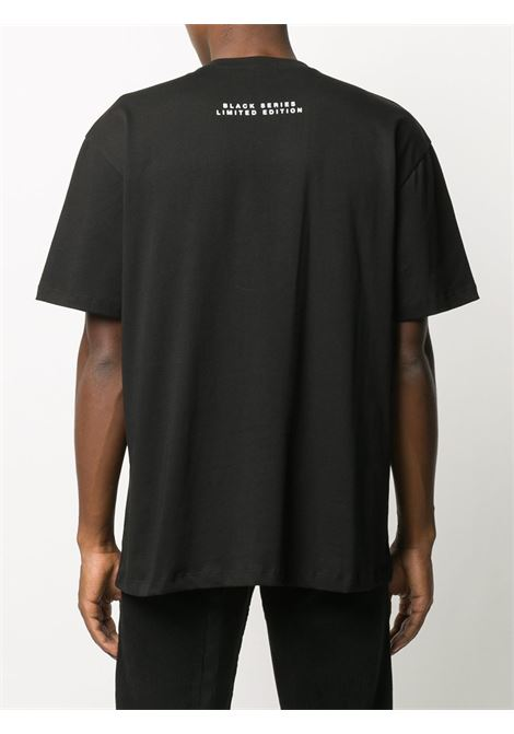 Black t-shirt IH NOM UH NIT | T-SHIRT | NUW20231009
