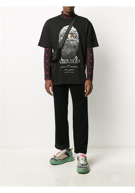 T-shirt nera IH NOM UH NIT | T-SHIRT | NUW20231009