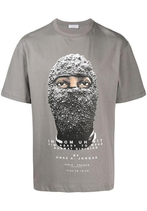 Grey t-shirt IH NOM UH NIT | T-SHIRT | NUW20231019