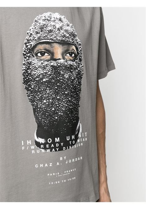 T-shirt grigia IH NOM UH NIT | T-SHIRT | NUW20231019
