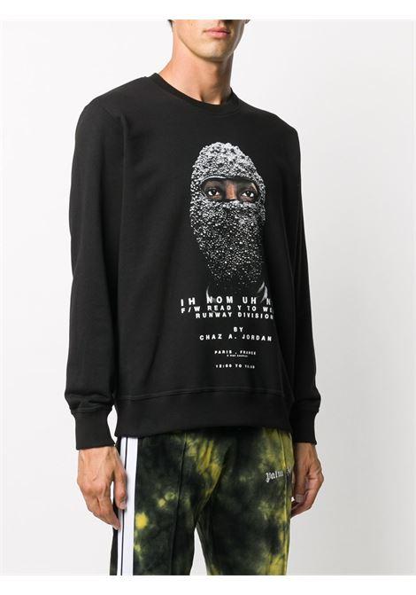 Black sweatshirt IH NOM UH NIT | SWEATSHIRTS | NUW20232009