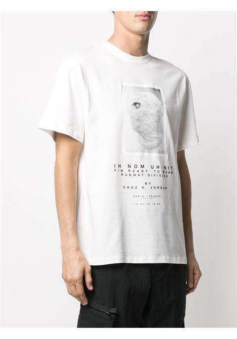 T-shirt bianca IH NOM UH NIT | T-SHIRT | NUW20241081