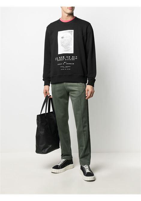 Black sweatshirt IH NOM UH NIT | SWEATSHIRTS | NUW20242009
