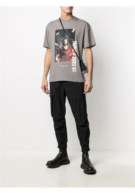 Grey t-shirt IH NOM UH NIT | T-SHIRT | NUW20274019