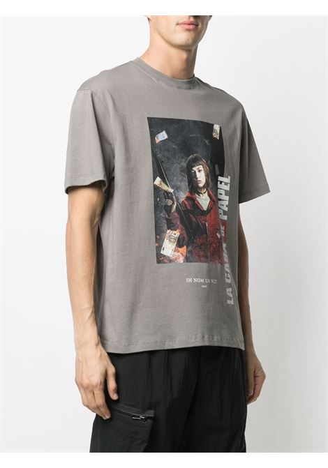 T-shirt grigia IH NOM UH NIT | T-SHIRT | NUW20274019