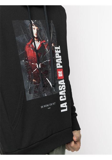 Black sweatshirt IH NOM UH NIT | SWEATSHIRTS | NUW20289009