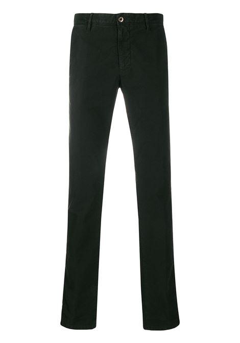 Pantalone nero INCOTEX 5 TASCHE | PANTALONI | 11S10340611990