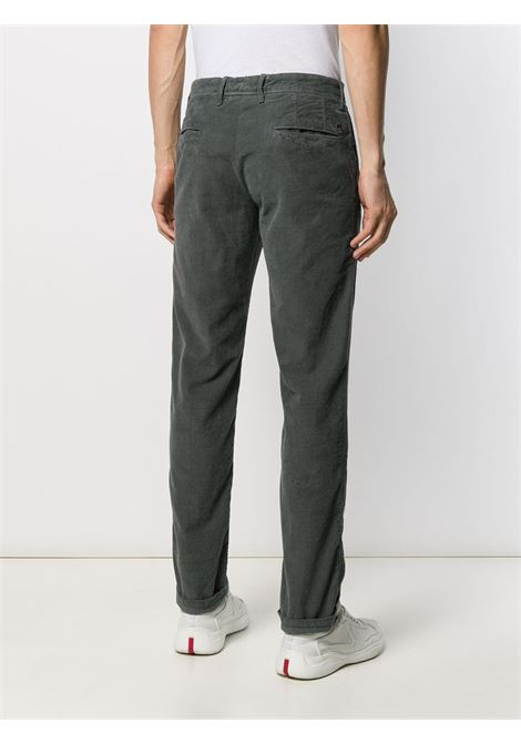 Grey trousers INCOTEX 5 TASCHE |  | 12S10040181920