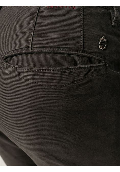 Brown trousers INCOTEX 5 TASCHE |  | 12S10040611635