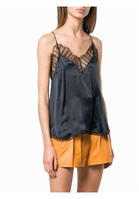 Lace trim camisole IRO |  | WF16BERWYNBLA01