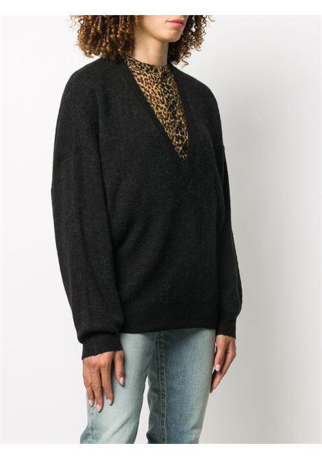 Black jumper IRO |  | WM12ELECTRABLA01