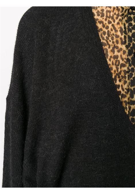 Maglione nero IRO | MAGLIONE | WM12ELECTRABLA01