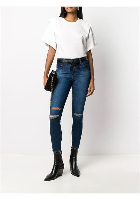 T-shirt bianca IRO | T-SHIRT | WM19BELLYECR01