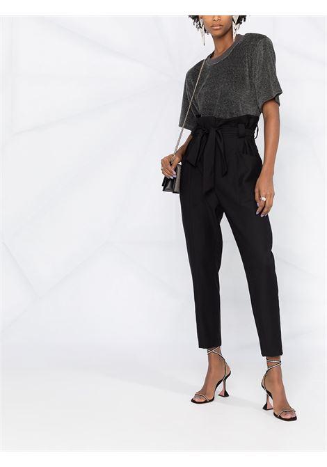 Pantaloni neri IRO | PANTALONI | WM23ANPINBLA01
