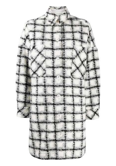 Checked coat IRO |  | WP100BASBRYGRY08