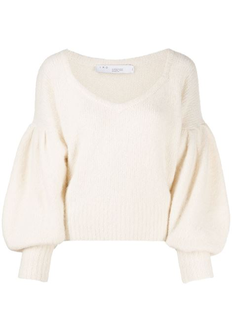 Cream jumper IRO |  | WP12WIDOREECR01