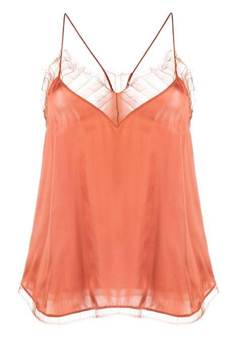 Orange camisole IRO |  | WP16BERWYNORA03