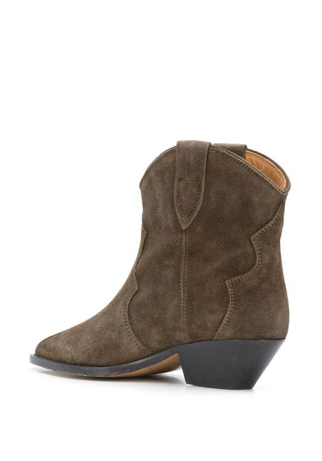 Brown boots ISABEL MARANT |  | BO017420A004S50DB