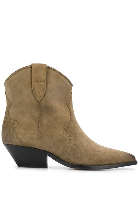 Brown boots ISABEL MARANT |  | BO017420A004S50TA