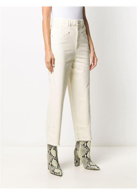 Pantalone bianco ISABEL MARANT | PANTALONI | PA174820A022I23EC